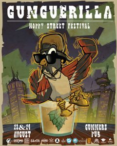 Gunguerilla – Hoppy street festival