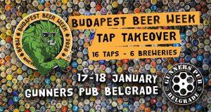 Budapest Beer Week TTO